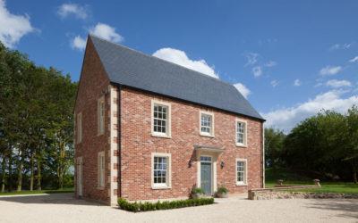 New Build Farmhouse, Wiltshire