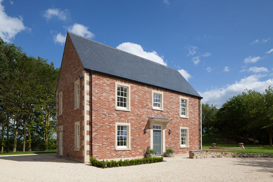 New Build Farmhouse, Wiltshire