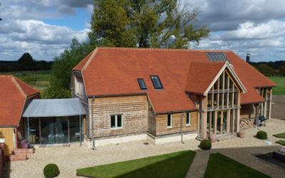 New Build Barn, Oxfordshire