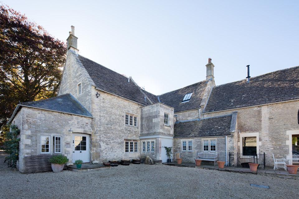 Farmhouse, Gloucestershire