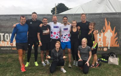 Bath Half & Tough Mudder 2018