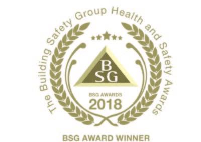 BSG Awards 2018