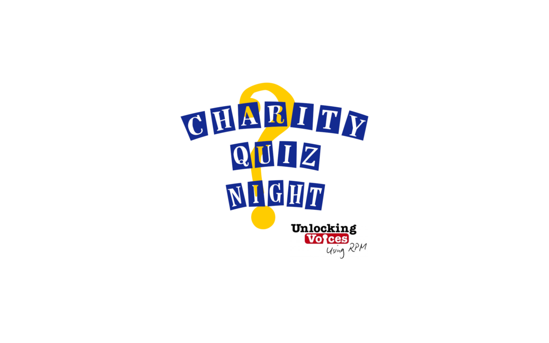 Stonewood Builders Charity Quiz Night!