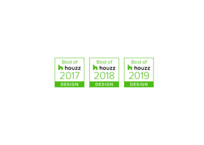 Stonewood Builders awarded Best of Houzz Design 2019