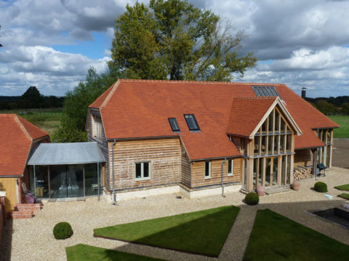 New Build Barn, Oxfordshire