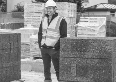 Family builder working hard to minimise delays after supply issues hit construction industry