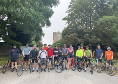Stonewood cycling event smashes fundraising target